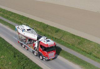 Numan Transport verzorgd ook uw boottransport