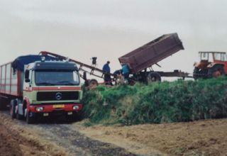 Transport van agrarische producten